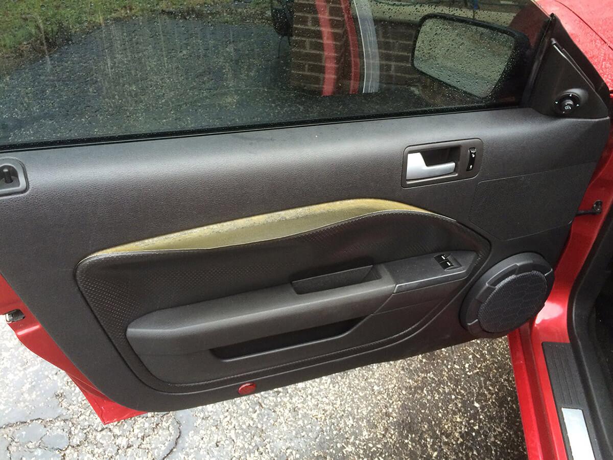 Auto Aritsans Inc. - Mustang Door - Before 1