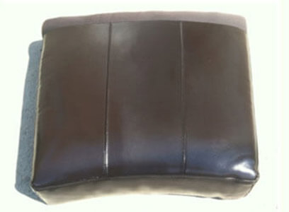 Auto Artisans Inc - Before and After - Retro Leather Finish - After