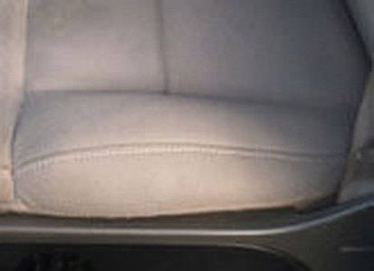 Auto Artisans Inc - Before and After - Torn Cloth with Cushion Damage - After 1