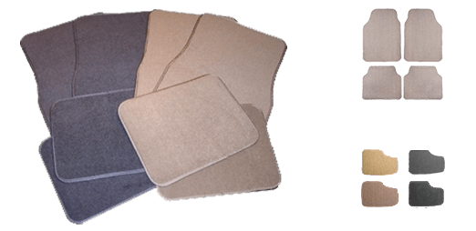 Auto Artisans Inc - Products - Bloomington Upholstery and Headliner Repair - Car Mats