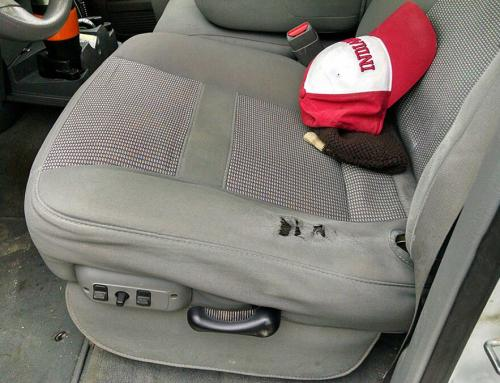 Cloth Seat – Car Upholstery