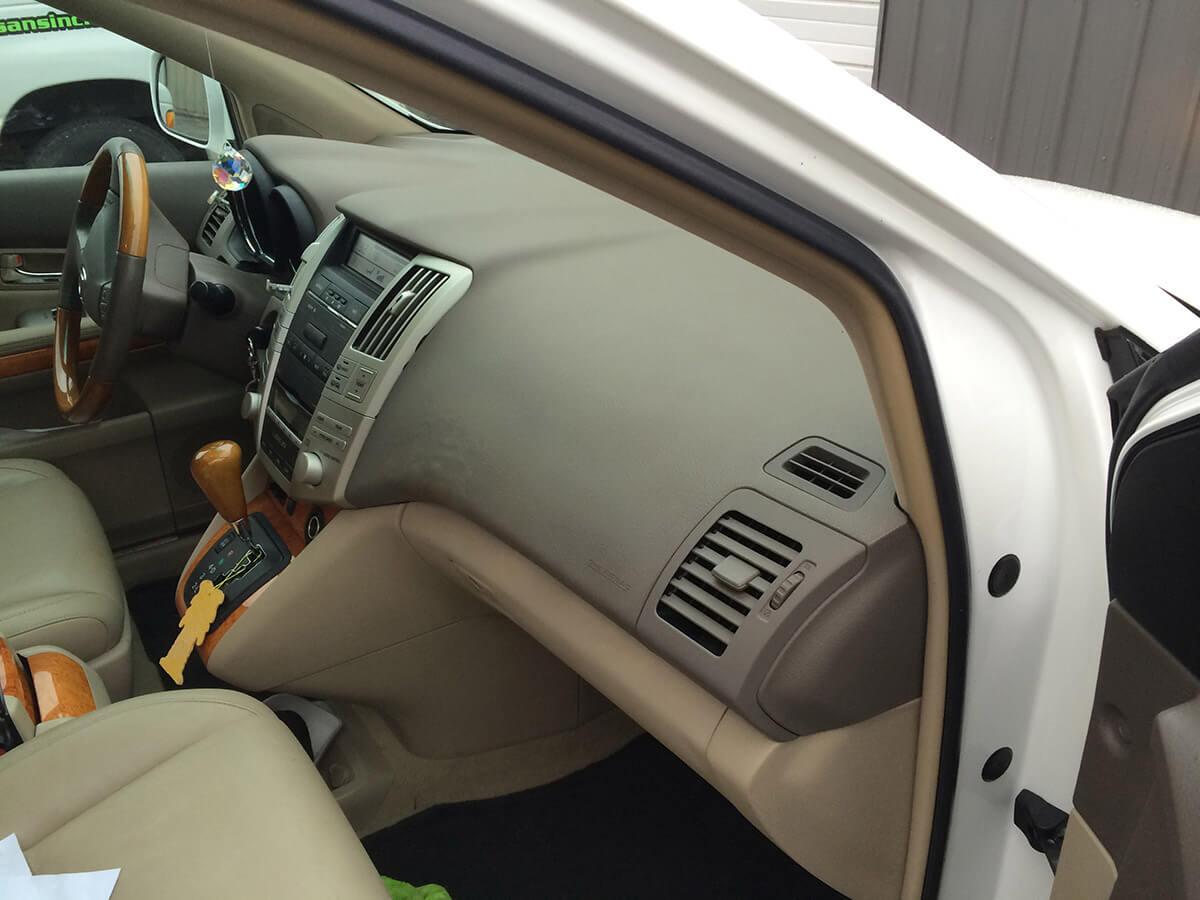 Auto Artisans Inc. - Interior Repair Dashboard After 2