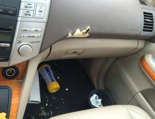 Car Dashboard Repair