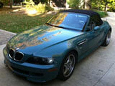 Auto Artisans Inc - Before and After - Special Edition BMW Green Leather - Exterior